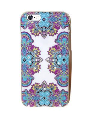 Чехол для iPhone 6/6s Lola. Цвет: белый, голубой, малиновый