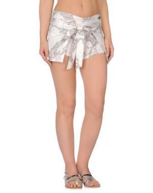 Пляжные брюки и шорты ALVIERO MARTINI 1a CLASSE BEACHSTYLE. Цвет: белый