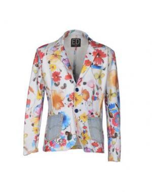 Пиджак ED 2.0. Цвет: небесно-голубой