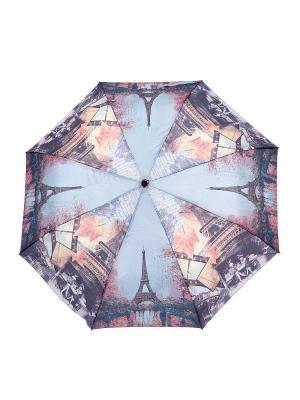 Зонт NUAGES. Цвет: серо-голубой