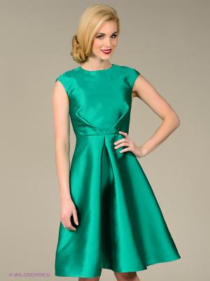 Платье Sweet Me. Цвет: зеленый