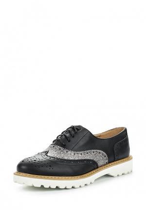 Ботинки Sergio Todzi. Цвет: черный