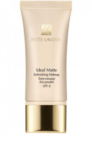 Матирующая крем-пудра Ideal Matte Refinishing Makeup Outdoor Beige Estée Lauder. Цвет: бесцветный