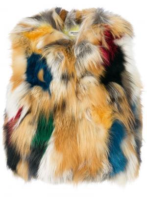 Жилет Deluxe Fee Zadig & Voltaire. Цвет: многоцветный