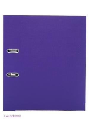 Папка-регистр А4, 5 см., фиолетовая Centrum. Цвет: фиолетовый