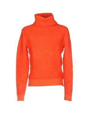 Водолазки JET SET. Цвет: оранжевый