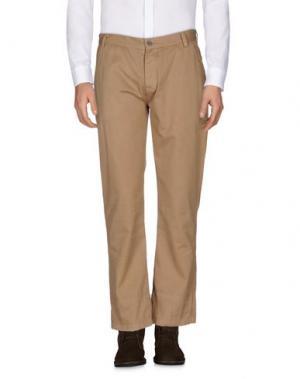 Повседневные брюки JUNK DE LUXE. Цвет: бежевый