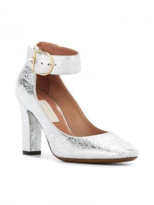 Туфли Decolette LAutre Chose L'Autre. Цвет: металлический