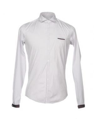 Pубашка AGLINI. Цвет: сиреневый