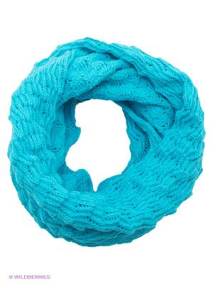 Снуд FOMAS. Цвет: голубой