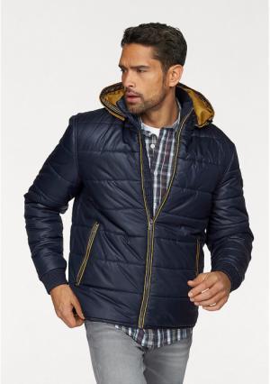 Стеганая куртка Rhode Island. Цвет: оливково-зеленый