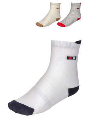 Носки BAYKAR. Цвет: серый, бежевый, белый
