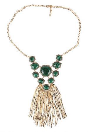 Ожерелье Isharya. Цвет: золотой