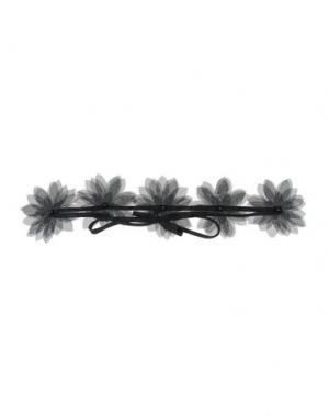 Аксессуар для волос GIGI BURRIS MILLINERY. Цвет: черный