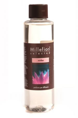 Рефилл Водяная Лилия, 250 мл millefiori milano. Цвет: коричневый
