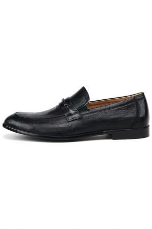 Туфли Loiter. Цвет: черный