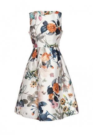 Платье Sweet Miss. Цвет: белый