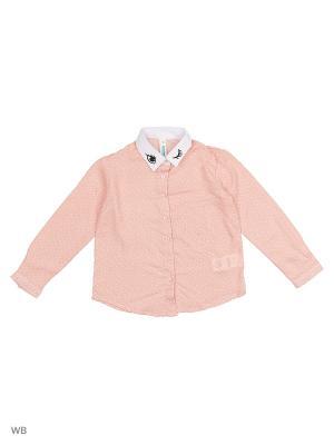 Блузка ACOOLA. Цвет: бледно-розовый