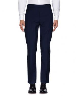 Повседневные брюки UNIFORMS FOR THE DEDICATED. Цвет: темно-синий