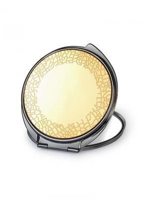 Зеркало косметическое  Пустыня JARDIN D'ETE. Цвет: черный, золотистый