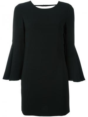 Короткое платье Elizabeth And James. Цвет: чёрный