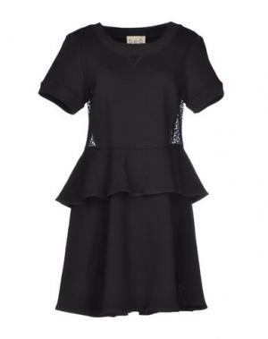 Короткое платье SEA. Цвет: черный