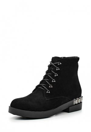 Ботинки Bigtora. Цвет: черный