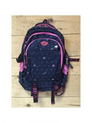 Рюкзак спортивный, цвет темно-синий, PW18211, Pink Wings Gaoba. Цвет: темно-синий