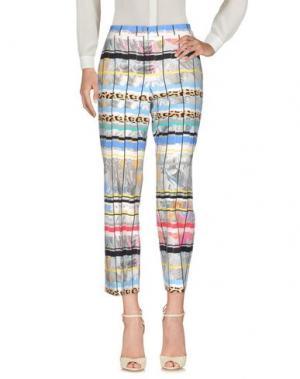 Повседневные брюки 19.70 NINETEEN SEVENTY. Цвет: светло-серый