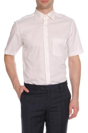 Рубашка ETERNA. Цвет: бежевый