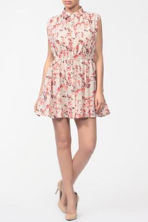 Платье Thakoon. Цвет: мультицвет