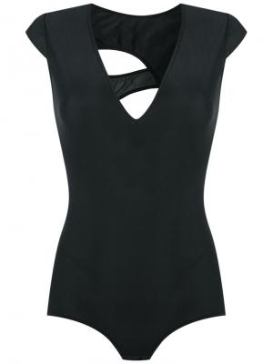 Cut out details body Giuliana Romanno. Цвет: none