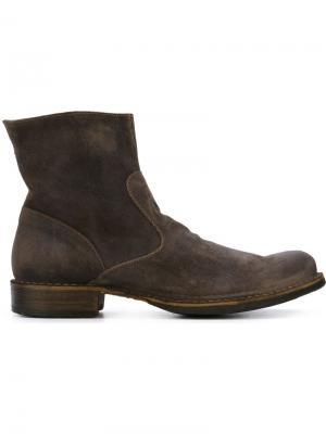 Ботинки 709 Eternity  Fiorentini + Baker. Цвет: коричневый