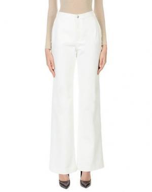 Повседневные брюки VANESSA SEWARD. Цвет: белый