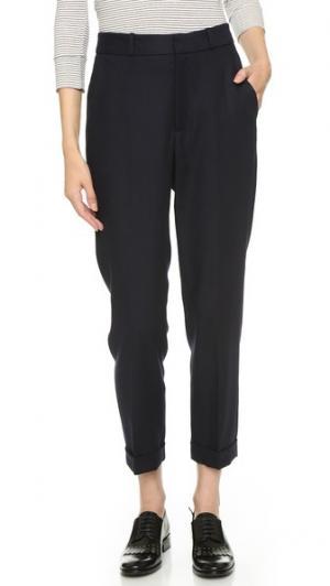 Свободные брюки Steven Alan. Цвет: темно-синий