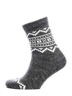 Носки Skinija. Цвет: серый