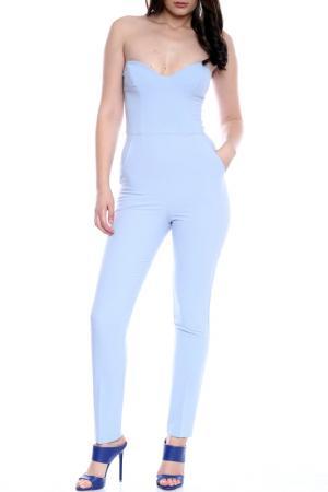 Jumpsuit Emma Monti. Цвет: light blue