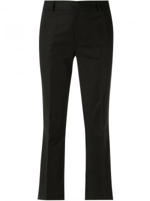 Укороченные брюки Tufi Duek. Цвет: чёрный
