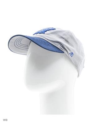 Бейсболка NHL Maple Leafs Atributika & Club. Цвет: серый, синий