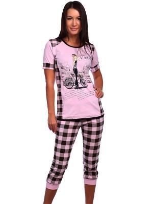 Пижама Влада Натали. Цвет: розовый