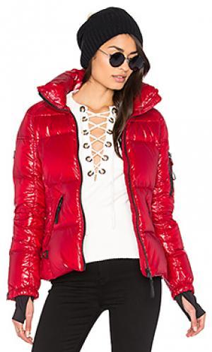 Куртка freestyle SAM.. Цвет: красный