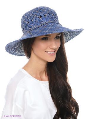 Шляпа SEEBERGER. Цвет: синий