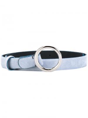 Ремень Cintura Dondup. Цвет: синий