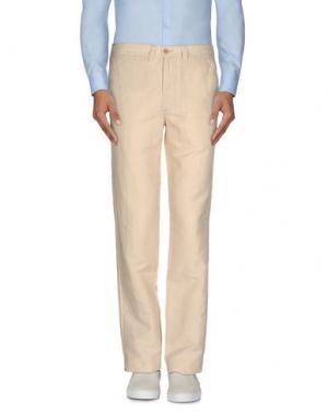 Повседневные брюки BROOKSFIELD ROYAL BLUE. Цвет: бежевый