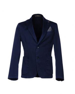 Пиджак JEY COLE MAN. Цвет: грифельно-синий