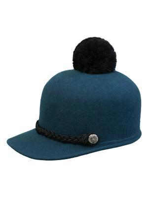 Шляпа Cardinal&Margo. Цвет: зеленый
