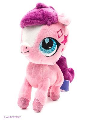 Мягкая игрушка Мульти-пульти лошадка lps. Цвет: розовый