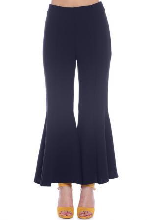 Trousers Emma Monti. Цвет: navy