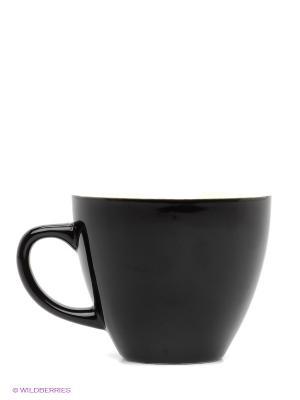 Кружка с черепом Creature Cups. Цвет: черный