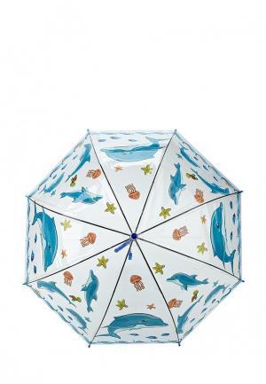 Зонт-трость Incity. Цвет: белый
